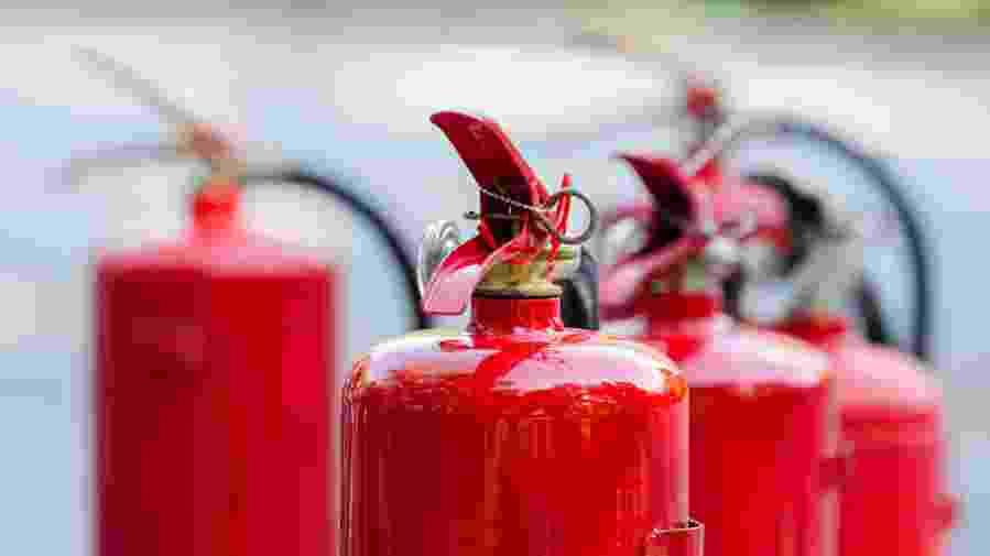 extintor-incêndio