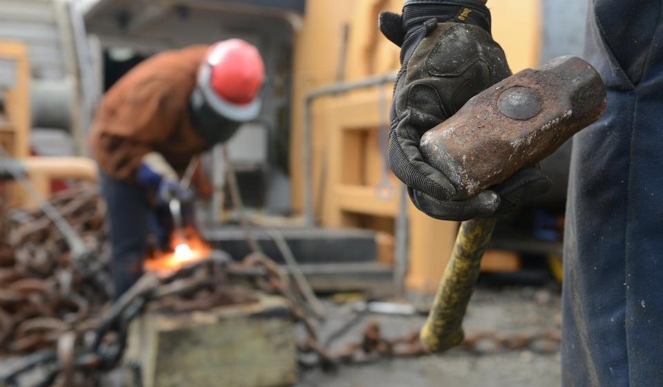 Segurança do trabalho e equipamentos de segurança