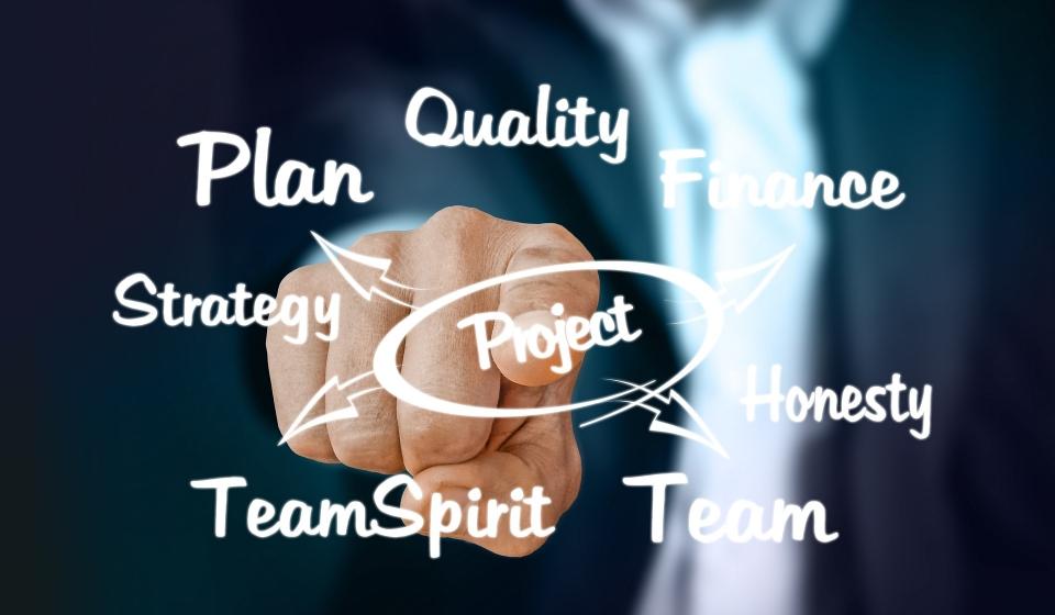 Composições e estratégias para novas empresas